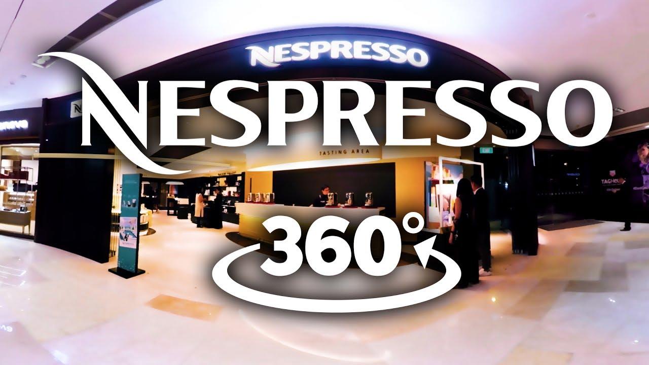 Nespresso Singapore 360 Video