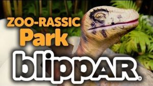 Blippar | Singapore Zoo AR